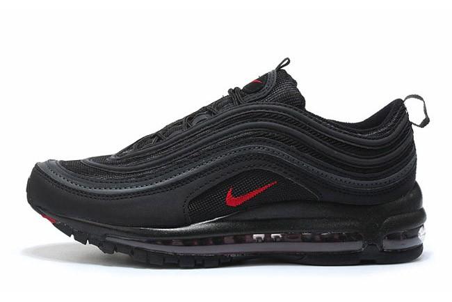 97 air max homme,Femme Homme Nike Air Max 97 Noir