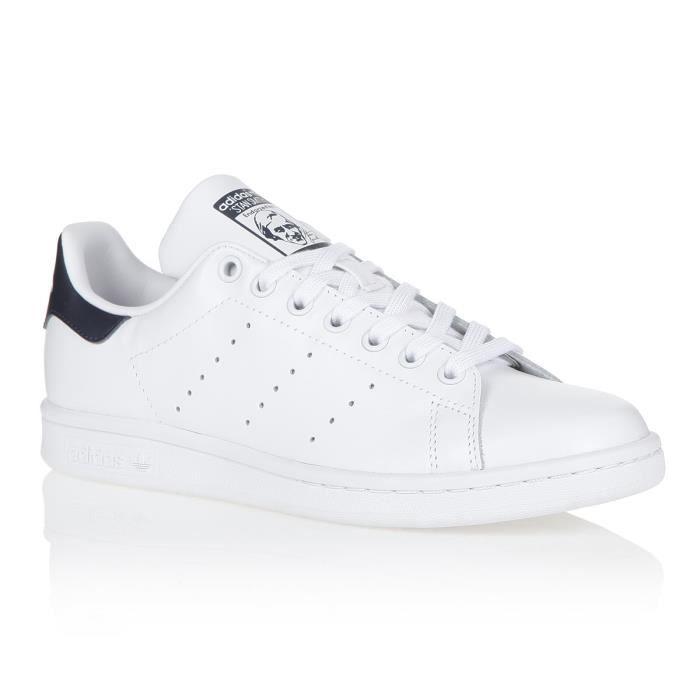 adidas stan smith pas cher noir,Adidas Originals Stan Smith Noir – achat pas cher GO Sport