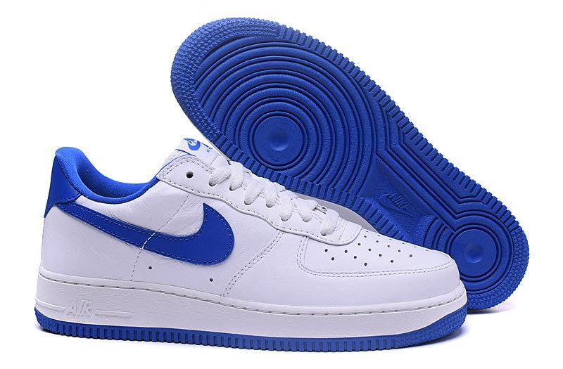 basket femme nike air force 1 bleu