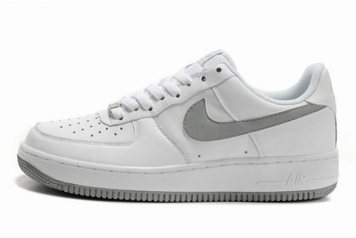 air force 1 blanche et grise
