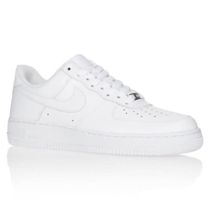 air force one blanche soldes online
