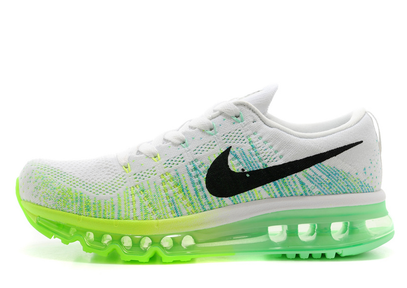 air max homme nike blanc fluo