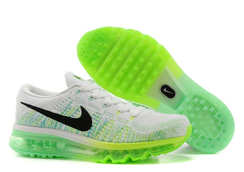 air max 2014 blanche et verte homme,Nike Flyknit 5.0 Nike Air Max Homme Noir Bleu Air Max 2014 Blanche