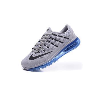 air max 2016 gris et bleu homme,Basket Nike Air Max 2016 Junior Running Chaussures homme gris et