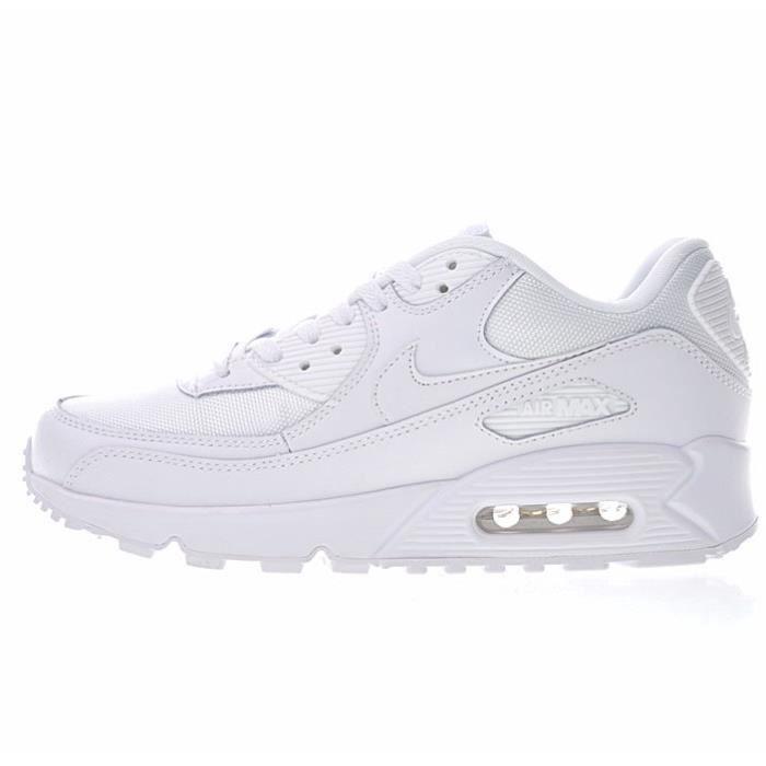 air max 90 essential femme blanc,Basket NIKE AIR MAX 90 Essential Chaussures de Running Homme Femme