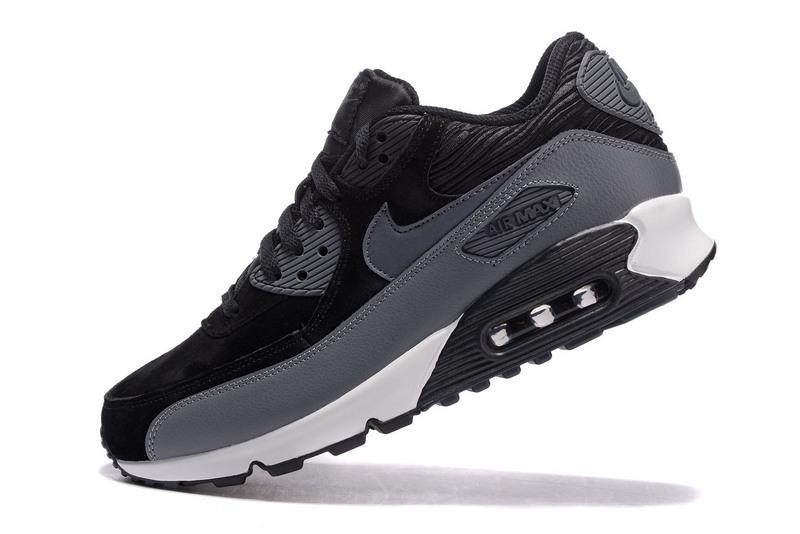 air max 90 grise blanche et noire
