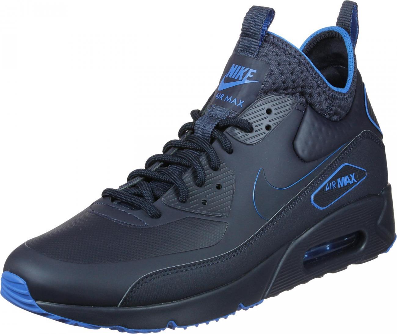 air max 90 homme essential bleu