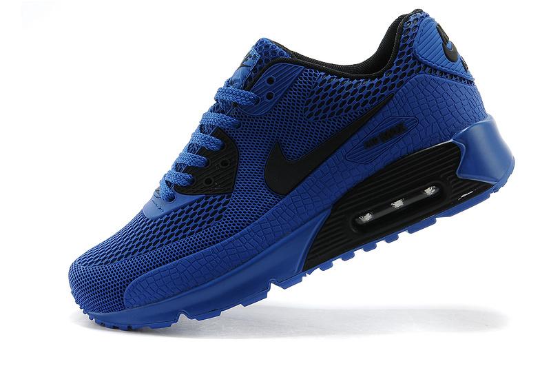 air max 90 nike bleu homme,Nike Air Max 90 Essential bleu marine Chaussures Baskets homme