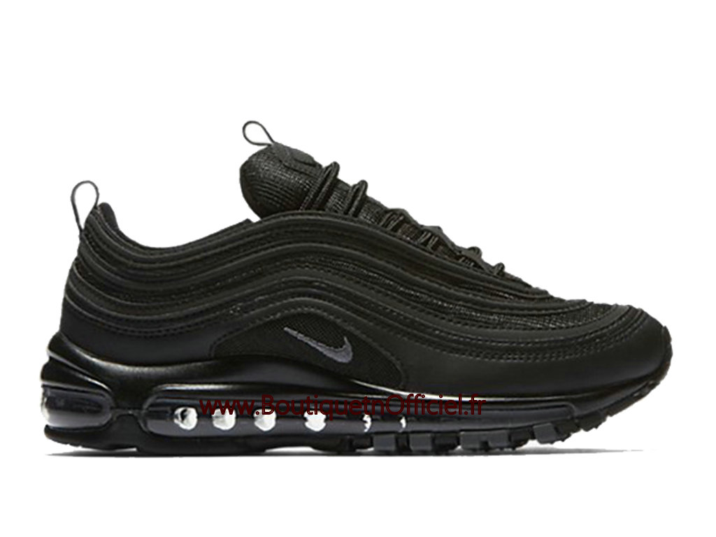 chaussures nike femme noire