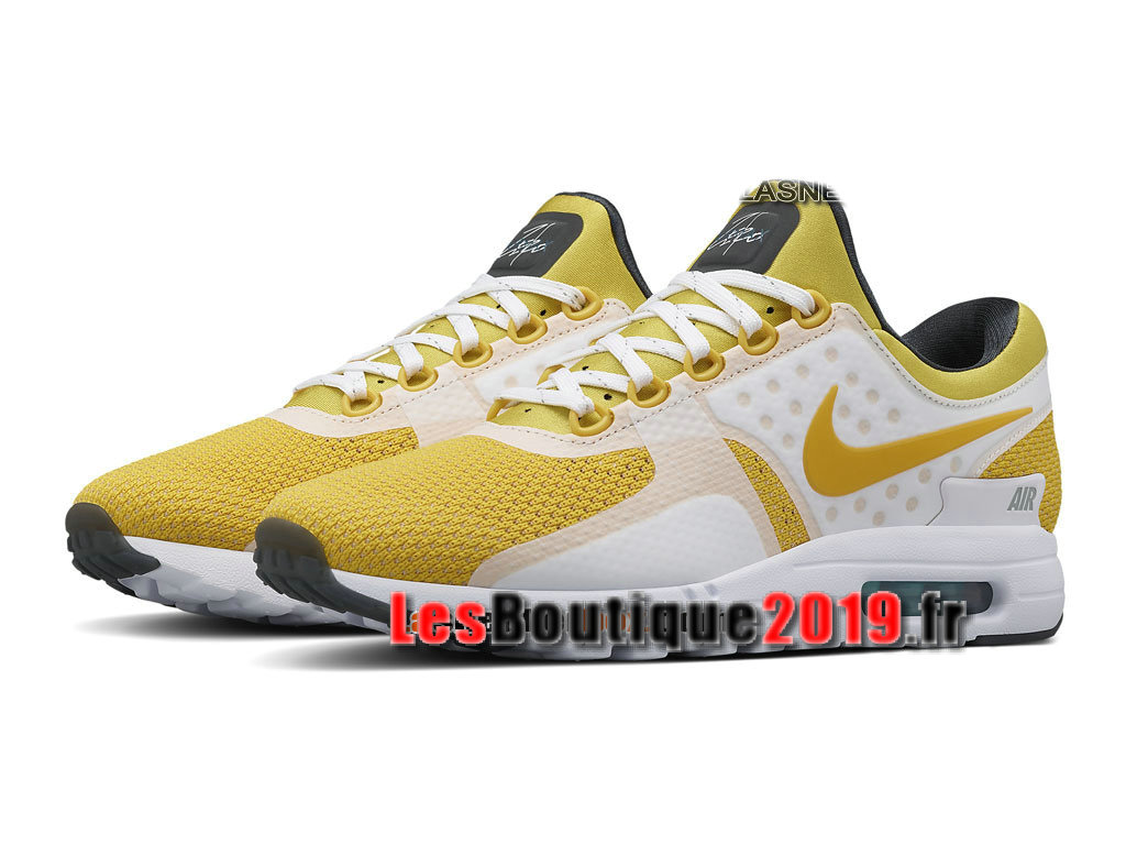 chaussures homme nike jaune