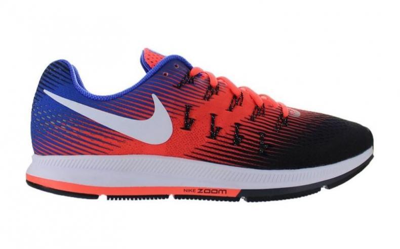 air zoom pegasus 33 bleu et orange homme,Running Homme Nike Air Zoom Pegasus 33 Pour Bleue Orange Noire