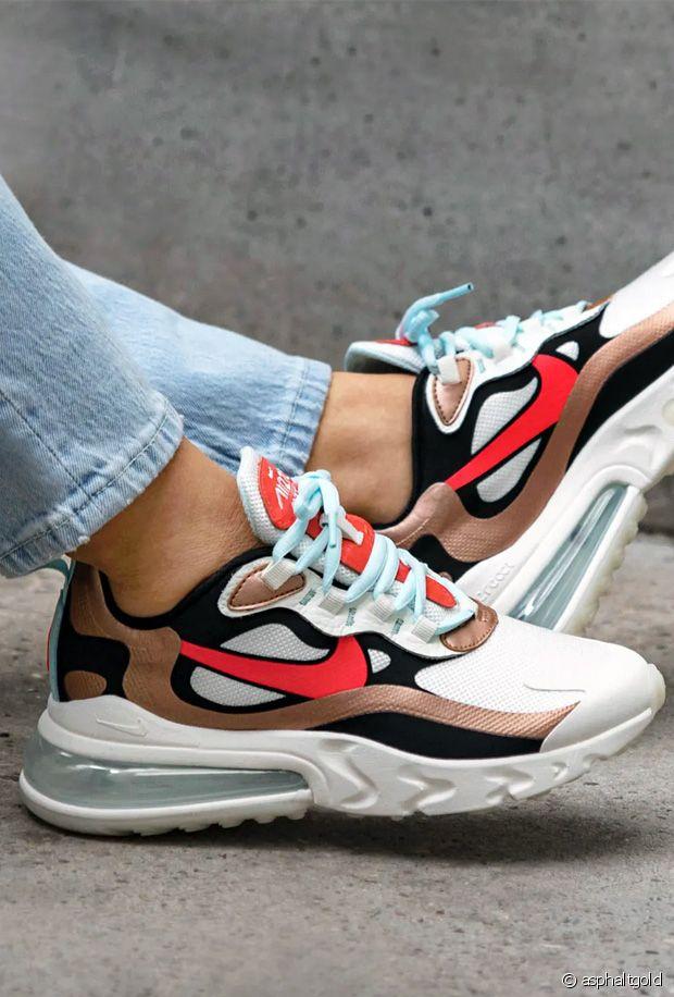 basket nike femme air max derniere tendance,Les Nike Air Max les plus tendances en 2020