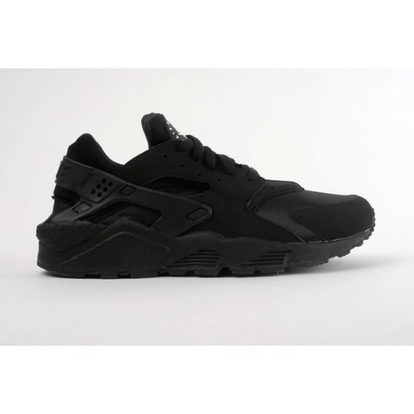 chaussure nike huarache homme,Nike Air Huarache Ultra noire et rouge Chaussures Baskets homme