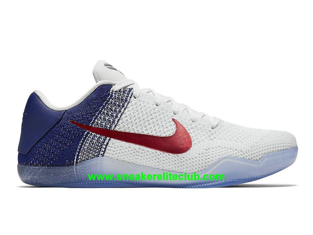 kobe 11 pas cher 2018,Chaussures De BasketBall Nike Kobe 11 Elite Low USA Prix Homme Pas