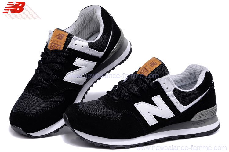 574 new balance homme noir