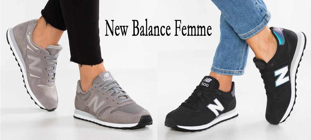 basket femme new balance solde
