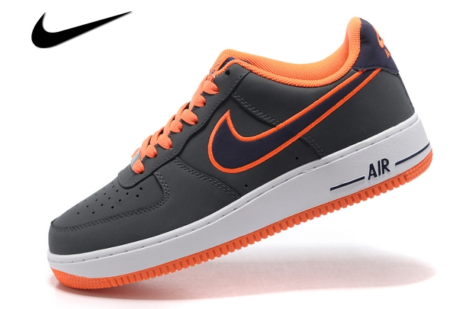 nike air force 1 gris et orange homme,nike air force 1 gris et orange homme,Nike Air Force 1 Just Do It orange Chaussures Baskets homme homme