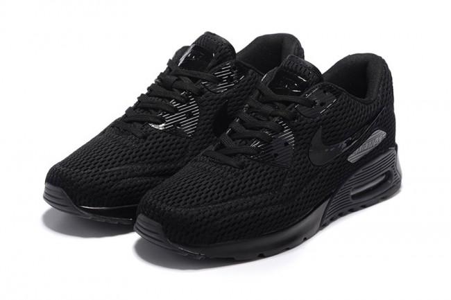 Ciudad Menda aritmética búnker  nike air max 90 noir homme,Nike AIR MAX 90 LEATHER Noir - Chaussures  Baskets basses Homme 129 - www.covincennes.fr