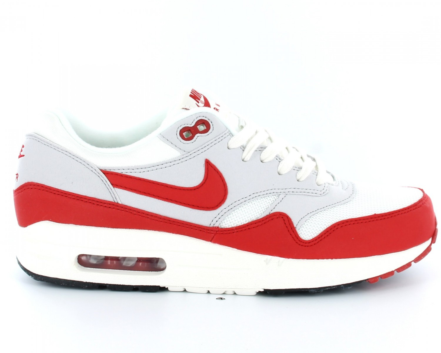 nike air max one rouge femme,Nike Air Max 1 QS GS OG Red ...