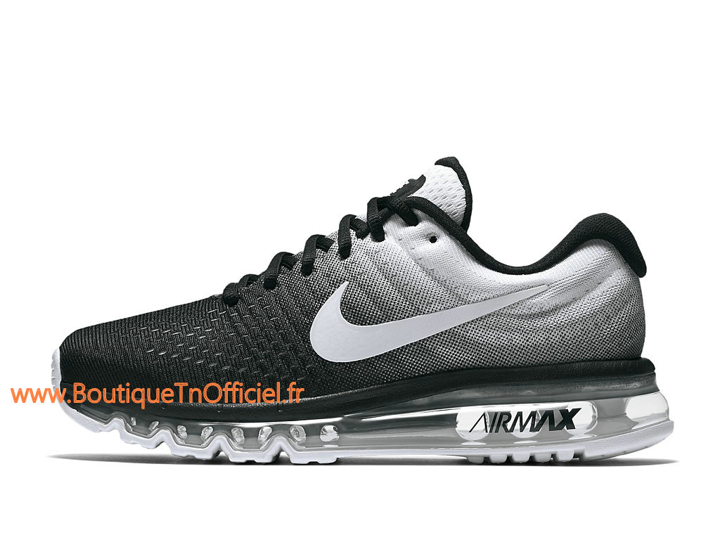 nike air max soldes noir blanc,Officiel Nike Air Max 2017 GS Chaussures Nike Basket Pas Cher Pour