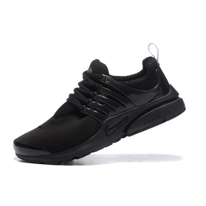 nike femme chaussures noir
