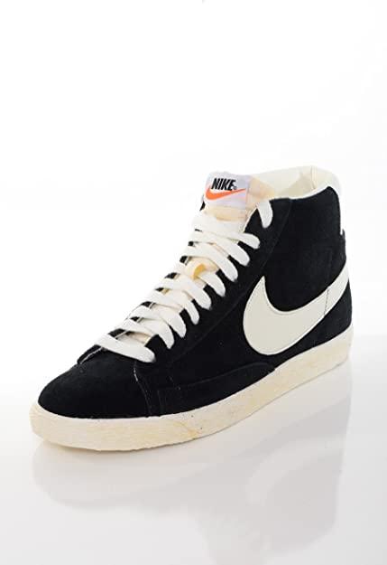 nike blazer high vintage femme,Nike Basket Femme Nike Blazer High Vintage Noire Taille 40
