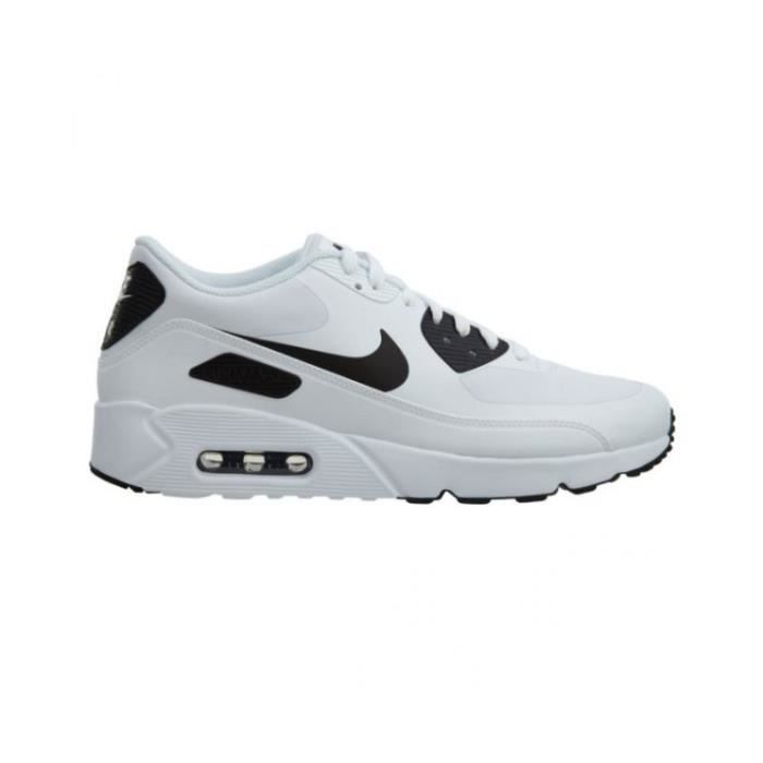 nouveau air max 90 ultra homme blanche,Nike Air Max 90 Ultra Essential blanche et grise Chaussures